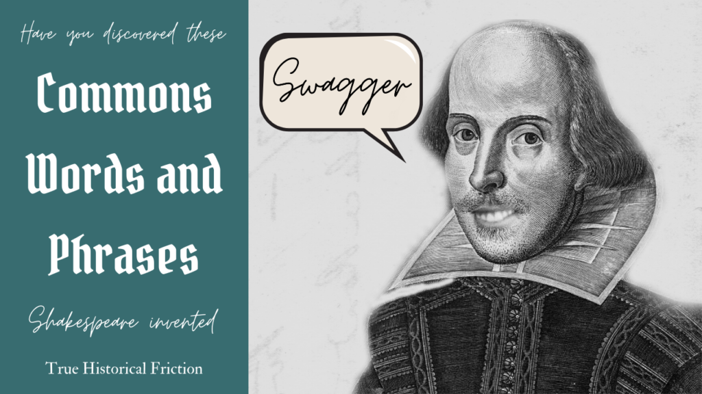 Common Words and Phrases Invented by William Shakespeare